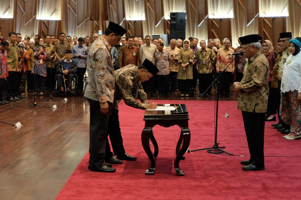 Menteri PUPR Ingatkan ASN Kementerian PUPR Untuk Netral dan Profesional