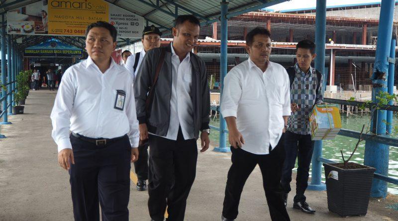Kunjungan Kerja Kepala BWS Sumatera IV ke Kota Tanjungpinang