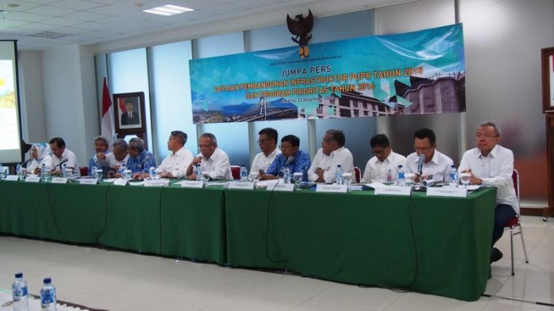 Atasi Kesulitan Air di Kawasan Timur Indonesia dengan Pembangunan Tampungan Air