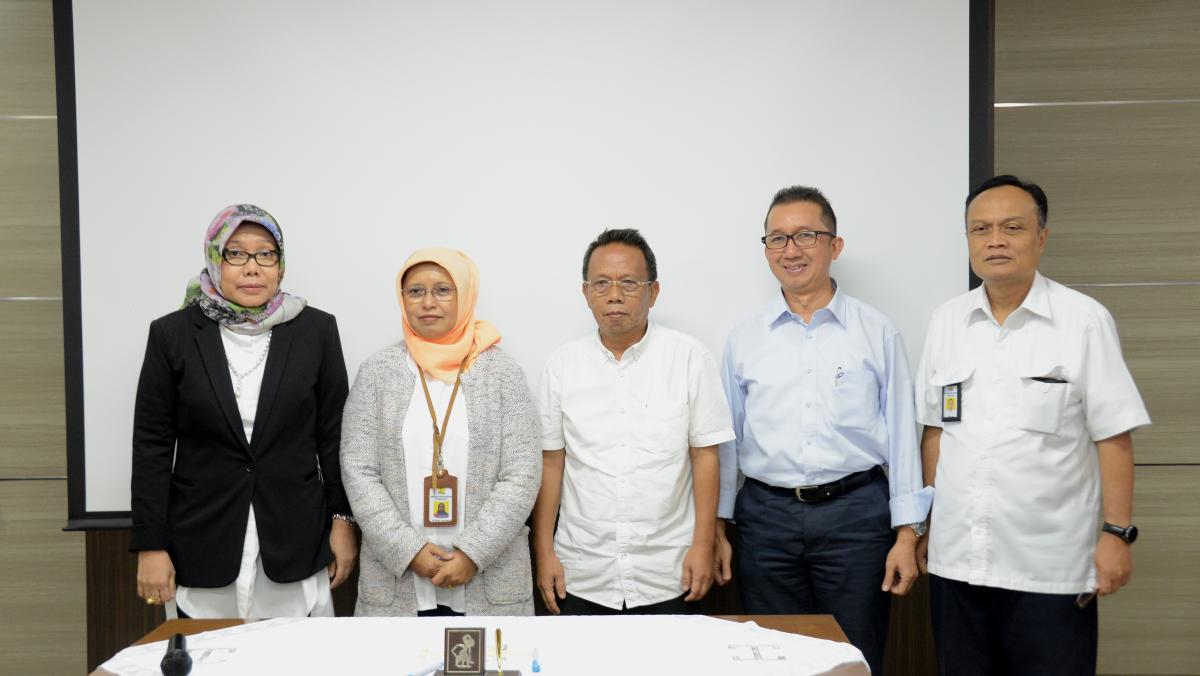 Ditjen SDA Tandatangani Kerjasama Penggunaan Dana Pengadaan Tanah