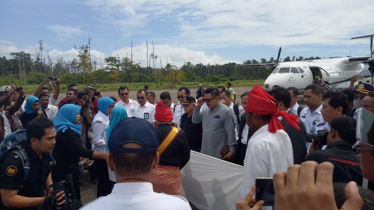 Kunker Komisi V DPR RI Dukung Kebutuhan Pembangunan Infrastruktur di Maluku