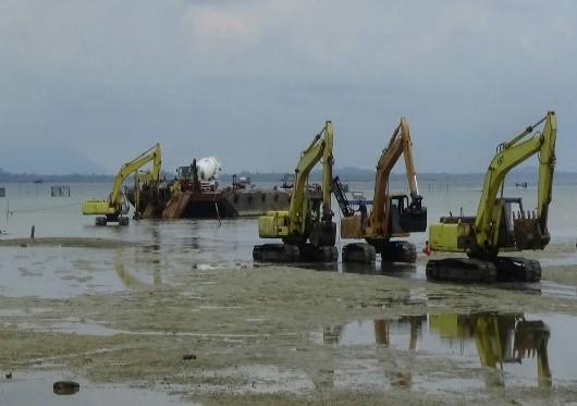 Embung Sedanau Hulu Upaya Konservasi air berkelanjutan di Natuna