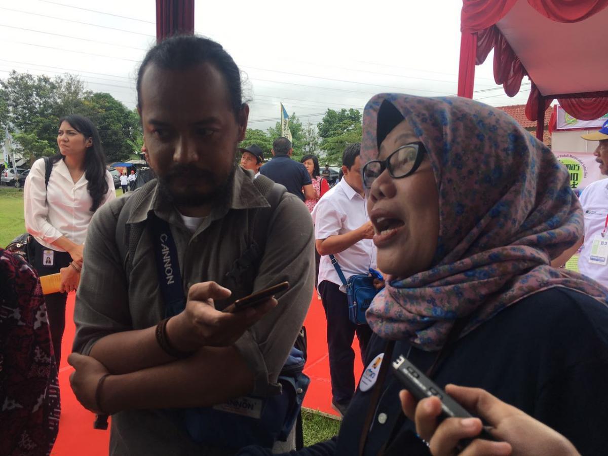 Dukungan Kementerian PUPR untuk Gerakan Masyarakat