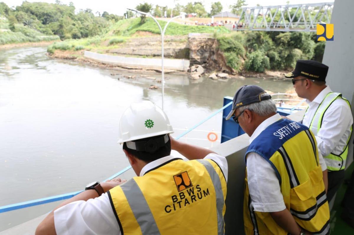 Terowongan Nanjung Efektif Atasi Banjir di Bandung Selatan