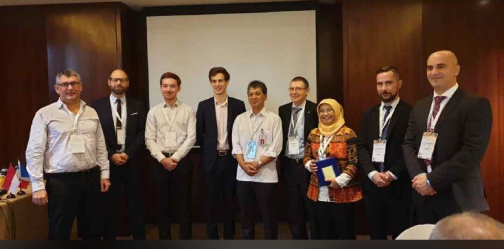 Workshop Indonesia dan Perancis dalam Pengelolaan Bendungan