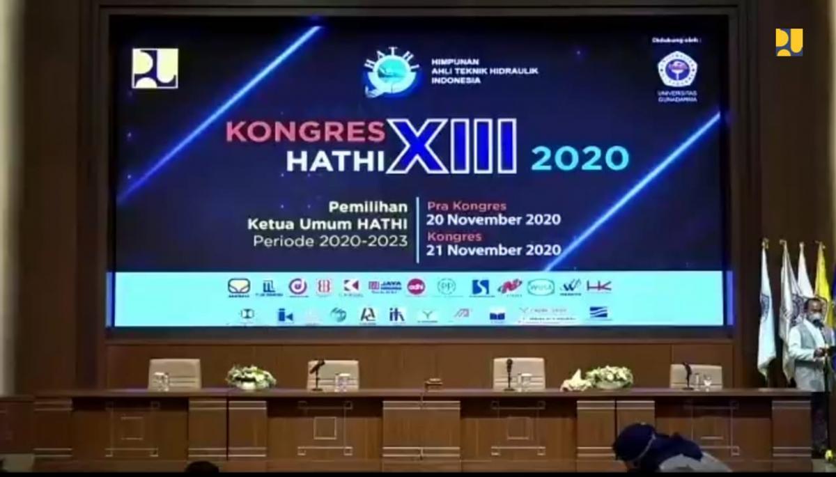 Menteri Basuki : Indonesia Harus Terapkan Smart Water Management