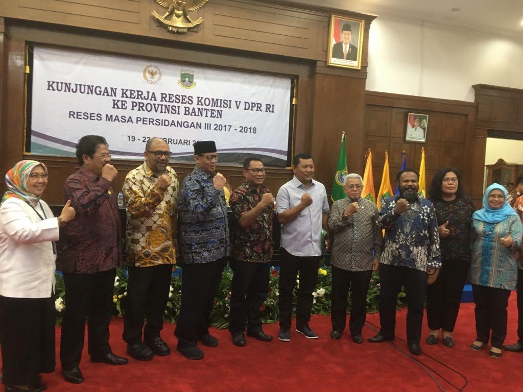 Bendungan Sindang Heula dan Karian Dua Proyek Strategis Nasional di Banten