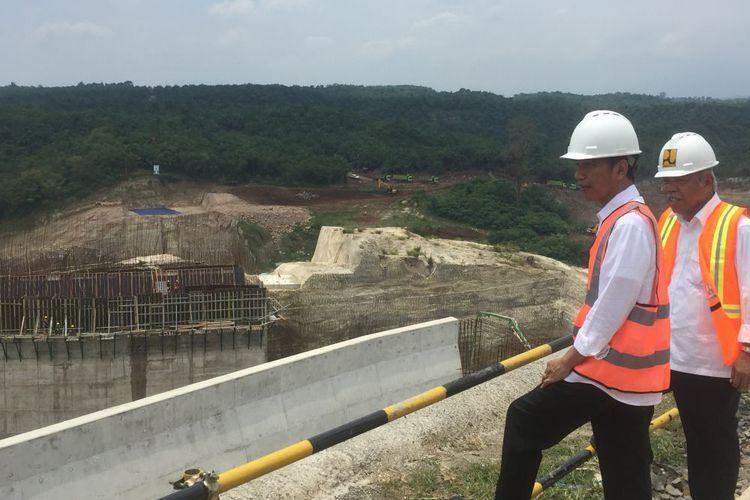 Bendungan Karian Diharapkan Kurangi Laju Penurunan Tanah Jakarta