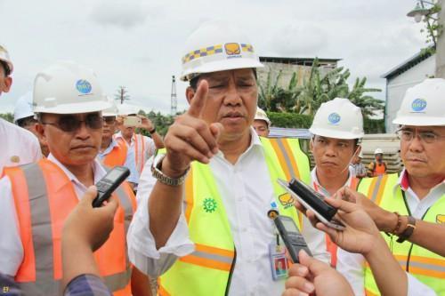 Dibangun Tanggul 17,5 km Untuk atasi Kritis Danau Tondano