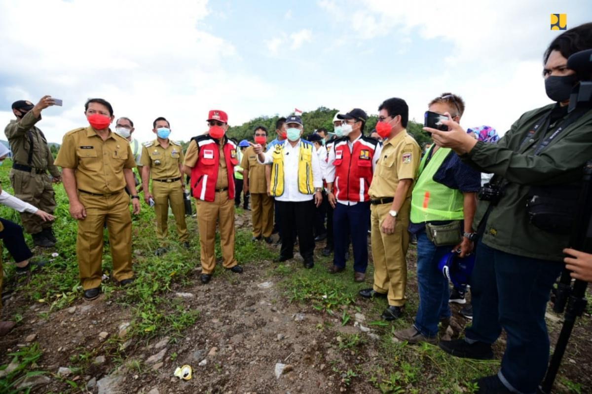 Menteri Basuki : Revitalisasi Danau Tondano Jadi Program Prioritas di Sulawesi Utara