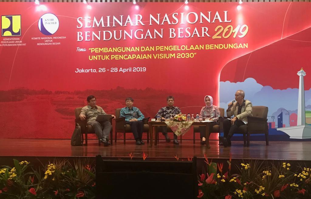 Seminar Nasional KNIBB untuk Inovasi Bendungan