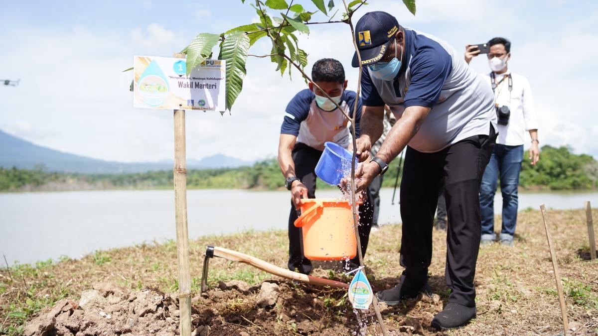 Penyelamatan Sumber Daya Air Menjadi Tugas Bersama