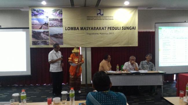 Pemilihan Komunitas Peduli Sungai Tingkat Nasional 2015 Hasilkan Enam Nominator Terbaik