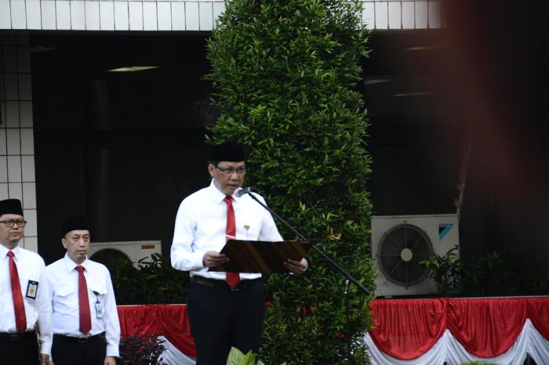 65 Bendungan untuk Ketahanan Pangan Indonesia