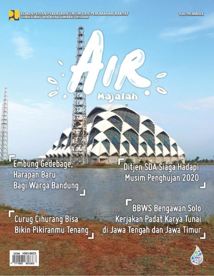 Majalah AIR Edisi 99 Tahun 2020