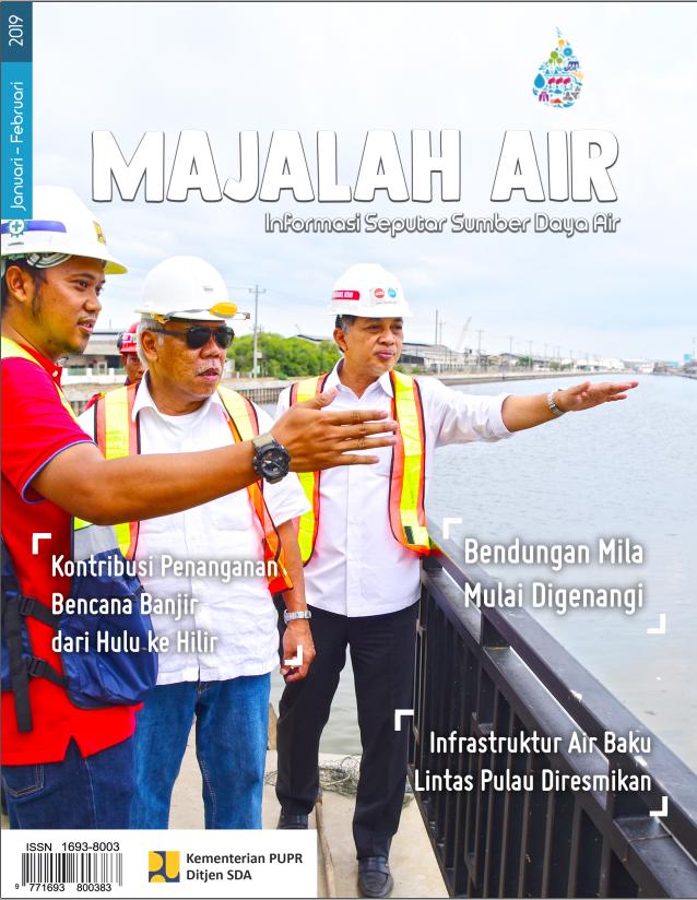 Majalah Air (Jan-Feb 2019)