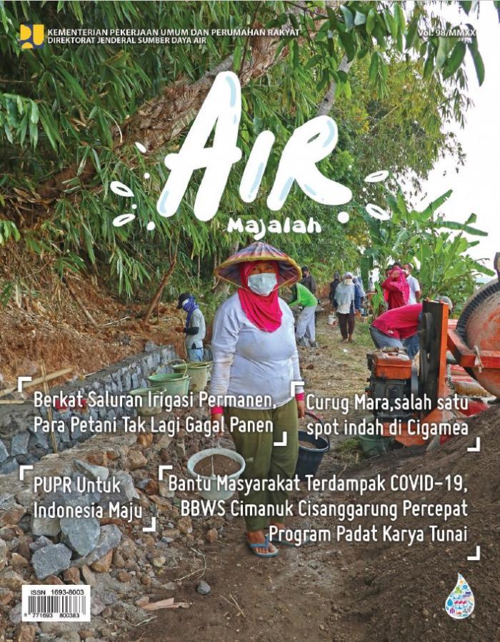 Majalah AIR Edisi 98 Tahun 2020