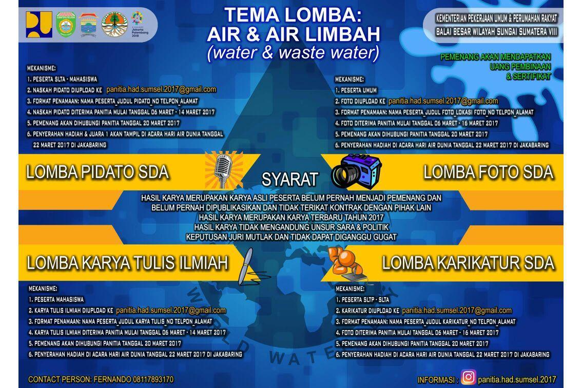 HAD BBWS Sumatera VIII