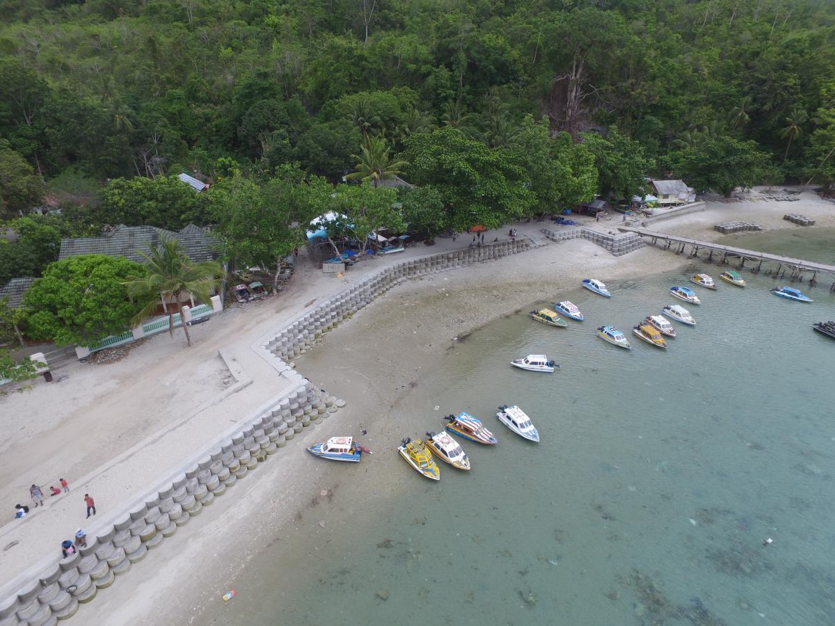 Pengaman Pantai Kailolo