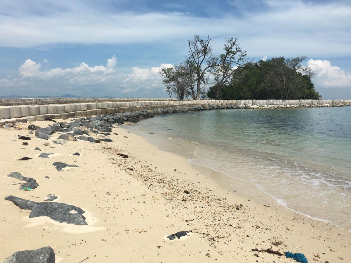 Pengaman Pantai Nongsa