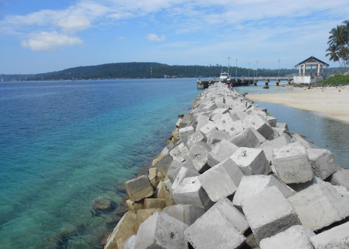 Pantai Mansinam