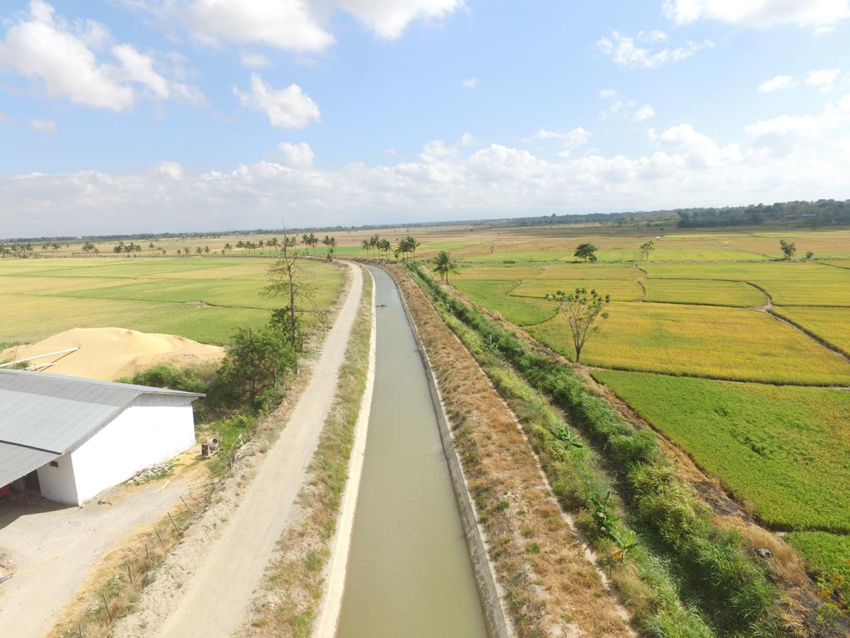 Daerah Irigasi Saddang