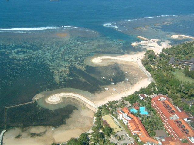 Pengaman Pantai Nusa Dua