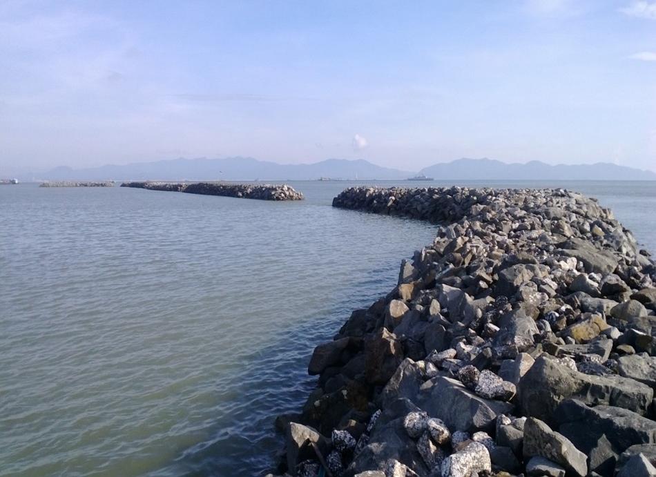 Pengaman Pantai Tanjung Aru
