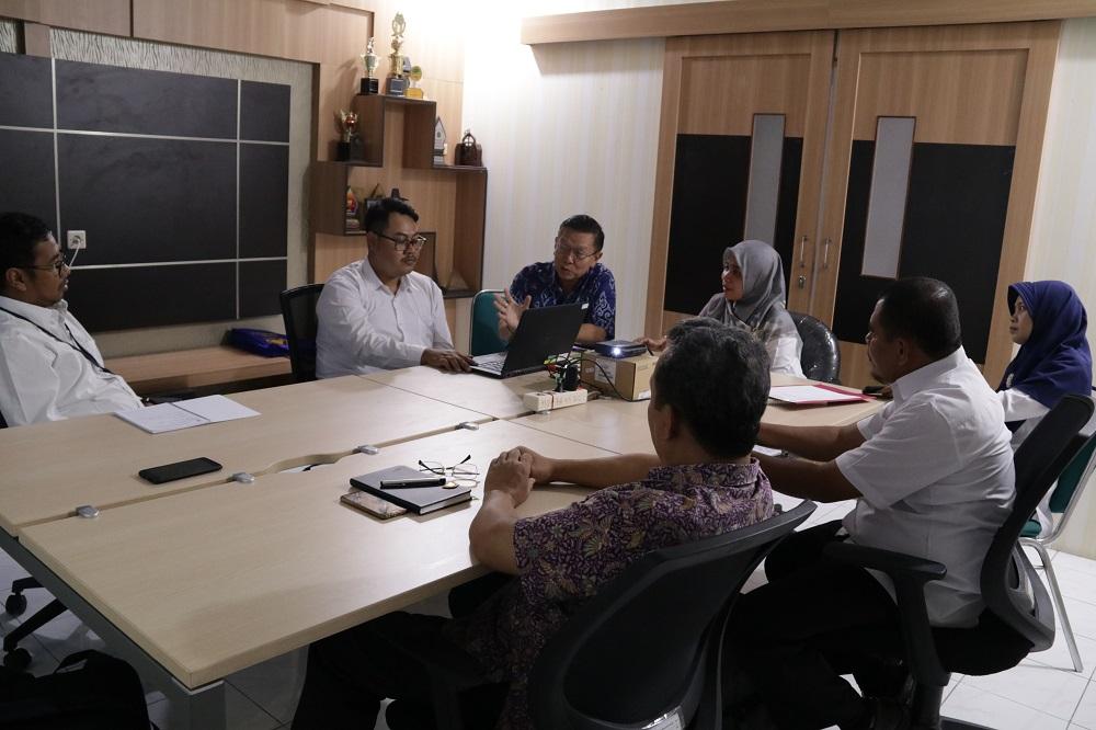 Kunjungan Kerja BWS Kalimantan III