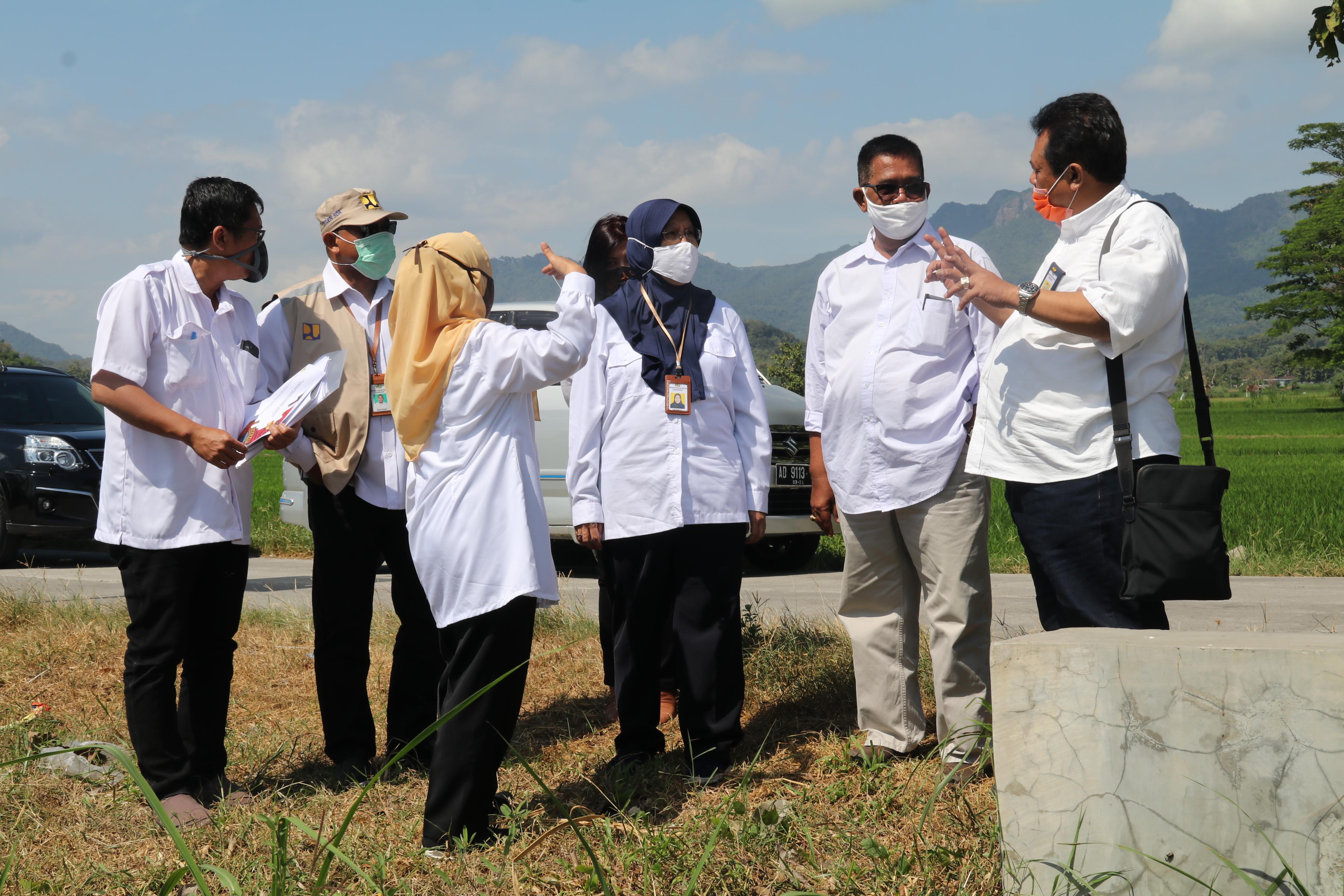 Program P3TGAI Tingkatkan Kualitas Irigasi Pedesaan
