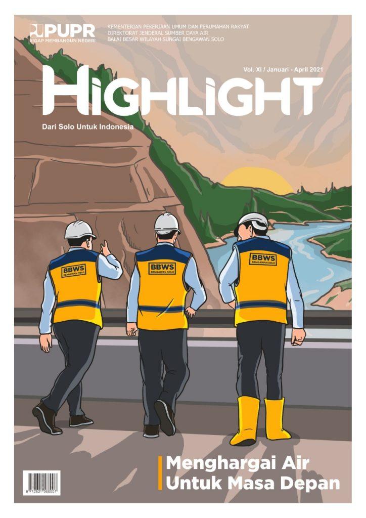 Highlight 11 Januari-April 2021