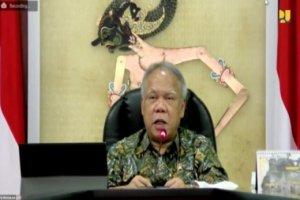 Menteri Basuki : Tidak Hanya Fokus Pada Pembangunan, Diperlukan Juga Kompetensi Operasi dan Pemeliharaan Bendungan