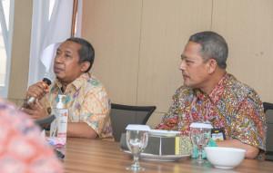 Koordinasi dan sinergitas program BBWS Citarum dengan Pemerintah Kota Bandung terkait penanganan banjir Bandung Metropolitan. (8)