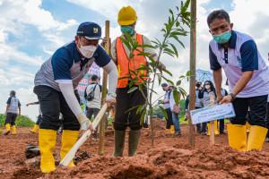 Kegiatan Penanaman Pohon Dalam Rangka Peringatan Hari Air Dunia XXIX2