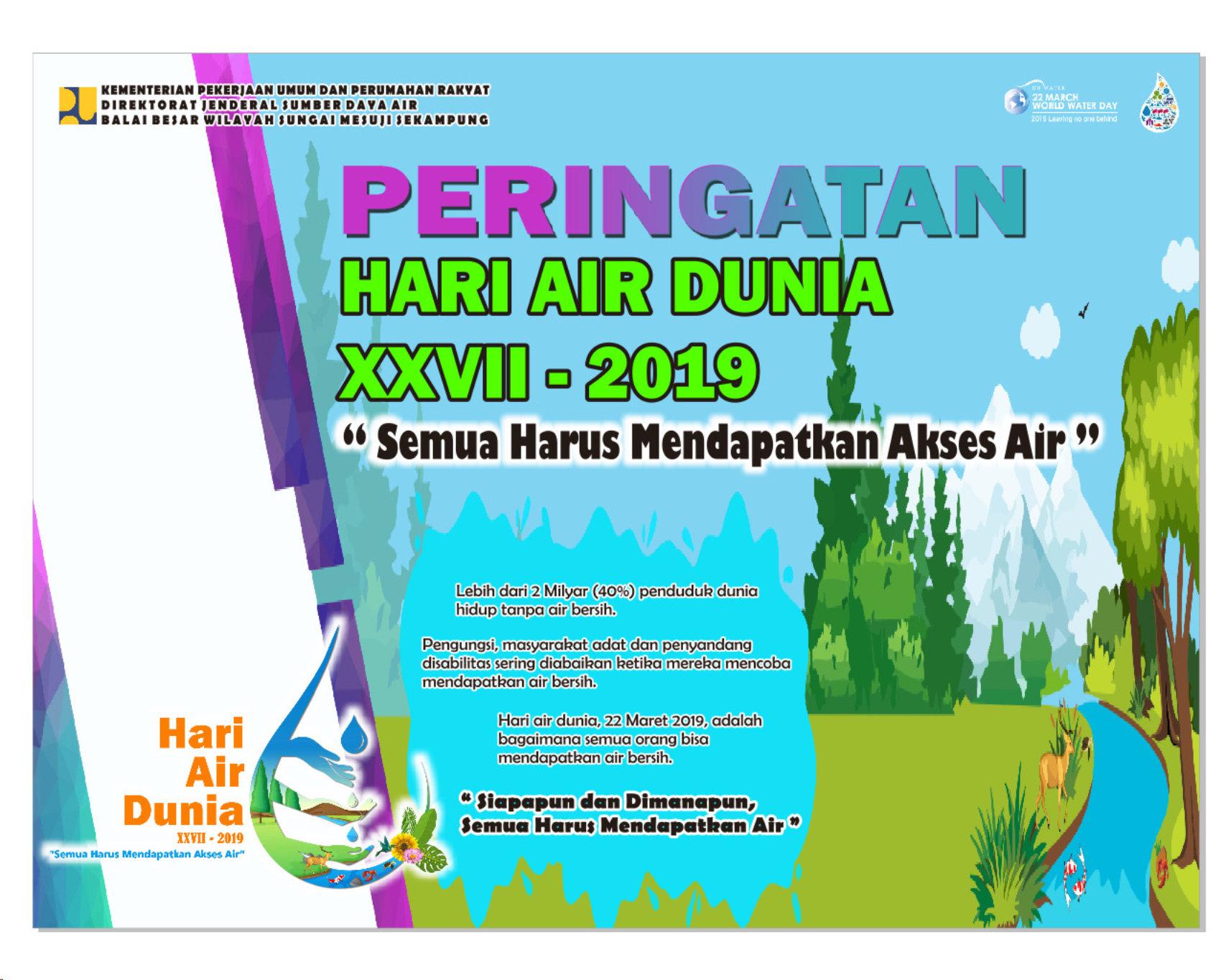 Hari Air 2019