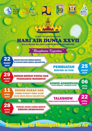 Poster Hari Air
