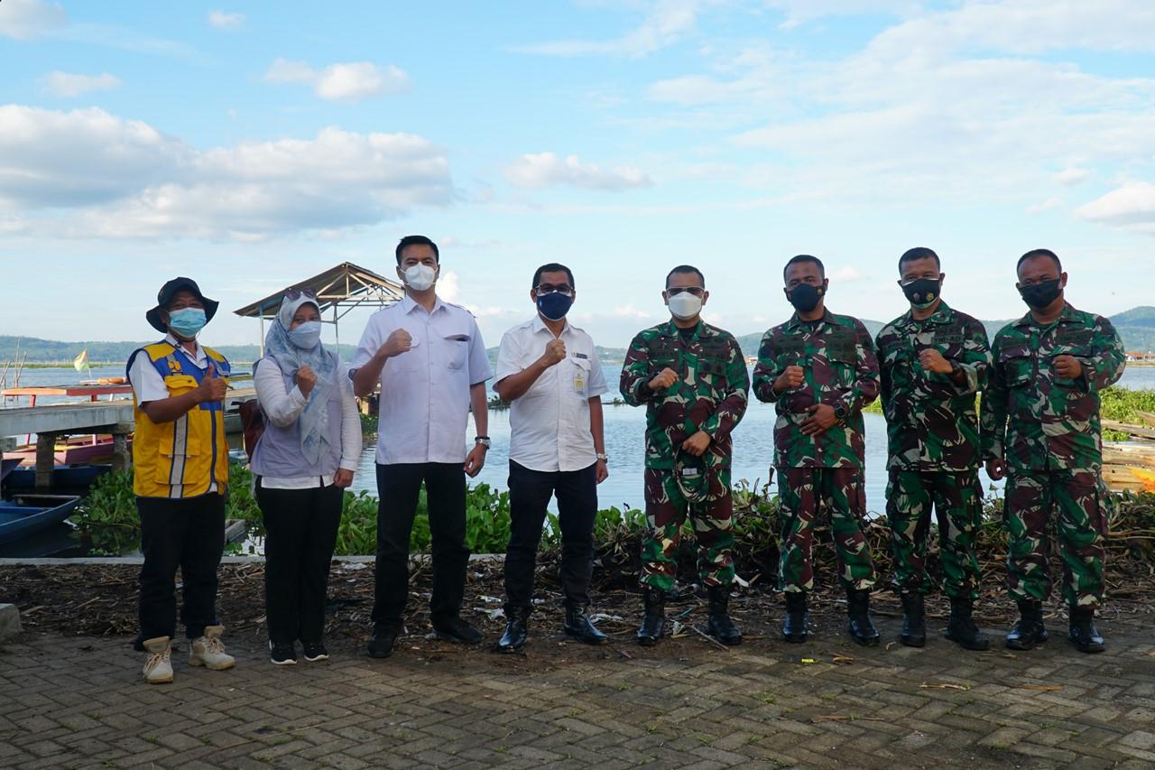Monitoring dan Evaluasi Revitalisasi Danau Rawa Pening Kab. Semarang
