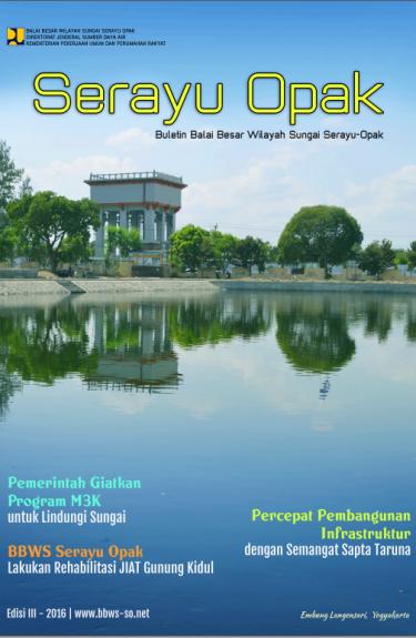 Majalah 2016 Edisi III | BBWS Serayu Opak