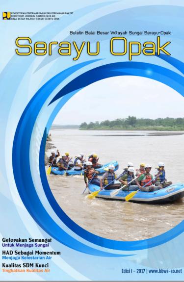 Majalah 2017 Edisi I | BBWS Serayu Opak