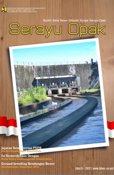 Majalah 2017 Edisi II | BBWS Serayu Opak