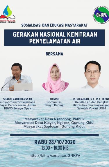 Gerakan Nasional Kemitraan Penyelamatan Air