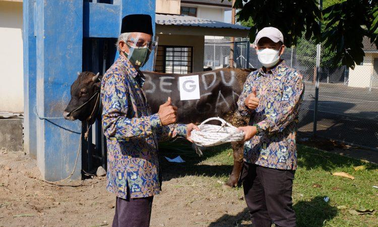 BBWS Serayu Opak Peringati Hari Raya Idul Adha 1442 Hijriyah