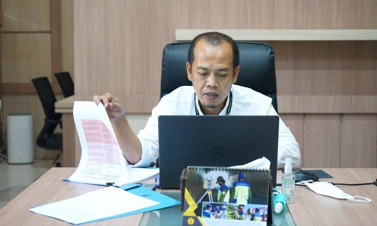 Kepala BBWS SO : Disiplin Pegawai dan Ketertiban Bangunan SDA Harus Ditingkatkan