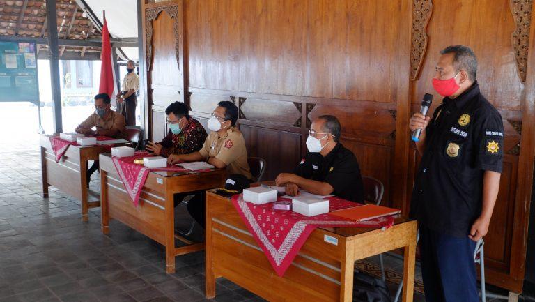 Dukung Penataan Kawasan Purworejo, BBWS Serayu Opak Gelar Koordinasi Penertiban