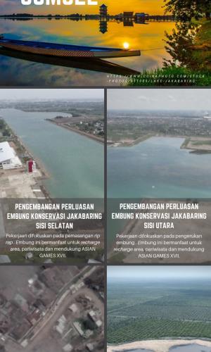 Kinerja Satker PJSA BBWS Sumatera 8 Tahun Anggaran 2017
