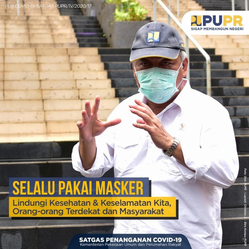 selalu pakai masker