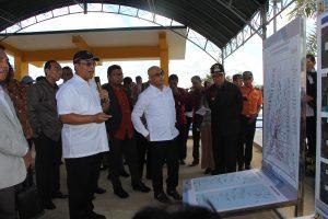 Kunjungan Kerja Spesifik Infrastruktur dan Transportasi Komisi V DPR RI ke Bendungan Lempake Samarinda