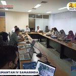 Rapat Koordinasi terkait Penanganan Banjir Kota Samarinda