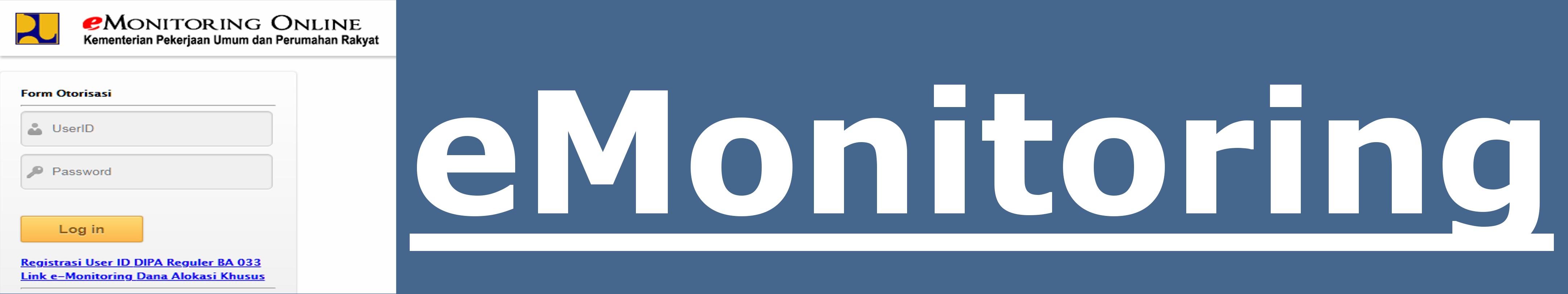 eMonitoring