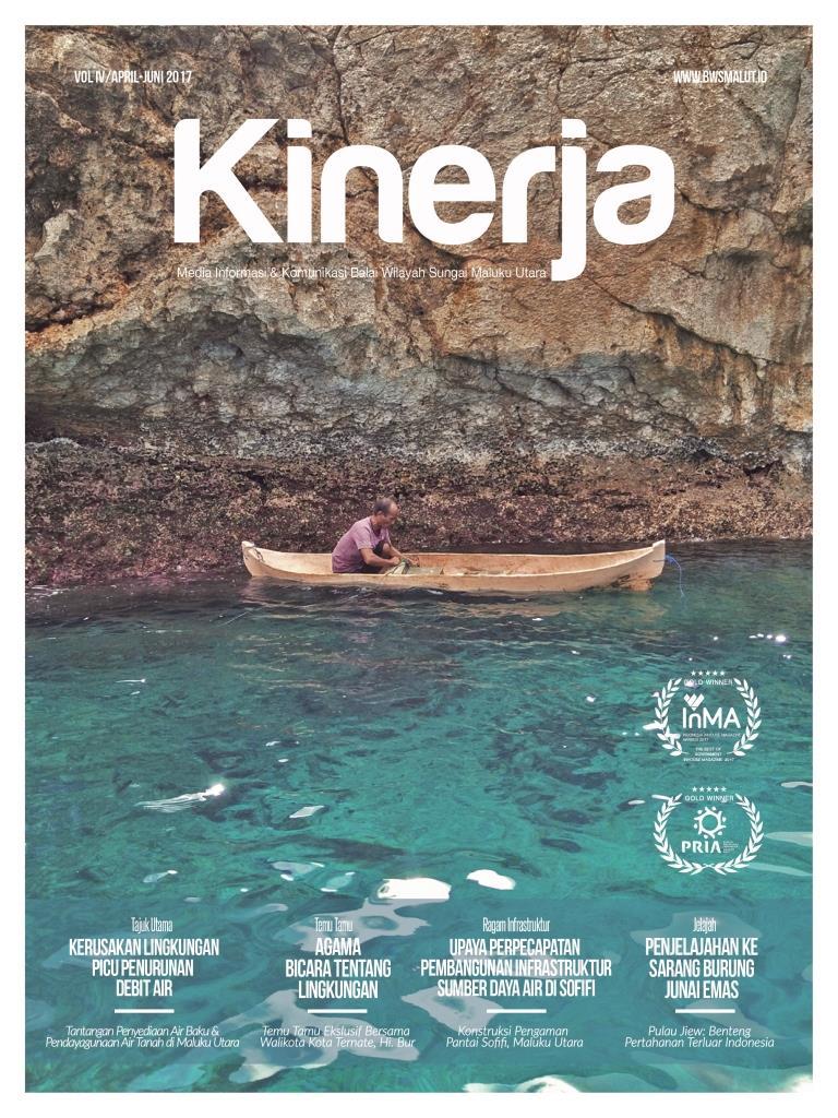 Majalah Kinerja Vol.IV Apr-Jun 2017
